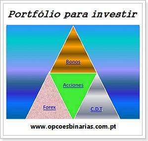 criar portfólio para investir