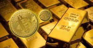 Ouro ou Bitcoin